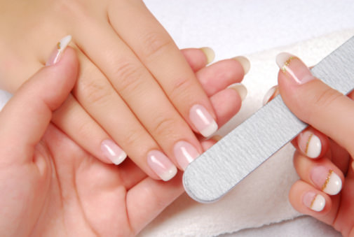 Crimson Nails and Spa offers Manicures