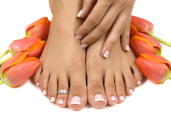 Crimson Nails and Spa offers Pedicures